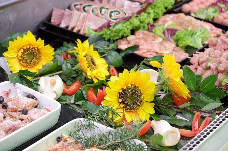 Selezione piatti pronti da cuocere