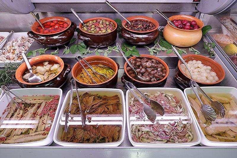 Sfiziosi assaggi come antipasto per i tuoi ospiti