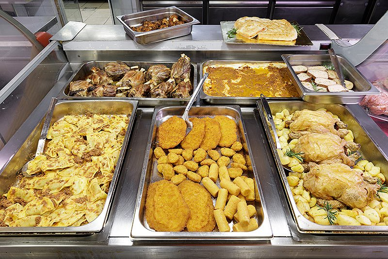 Ottimi piatti pronti di carne per la tua tavola