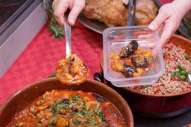 Gustosi piatti pronti per la tua tavola